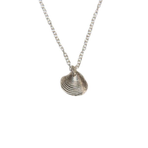 Ocean treasure II silver (clam)