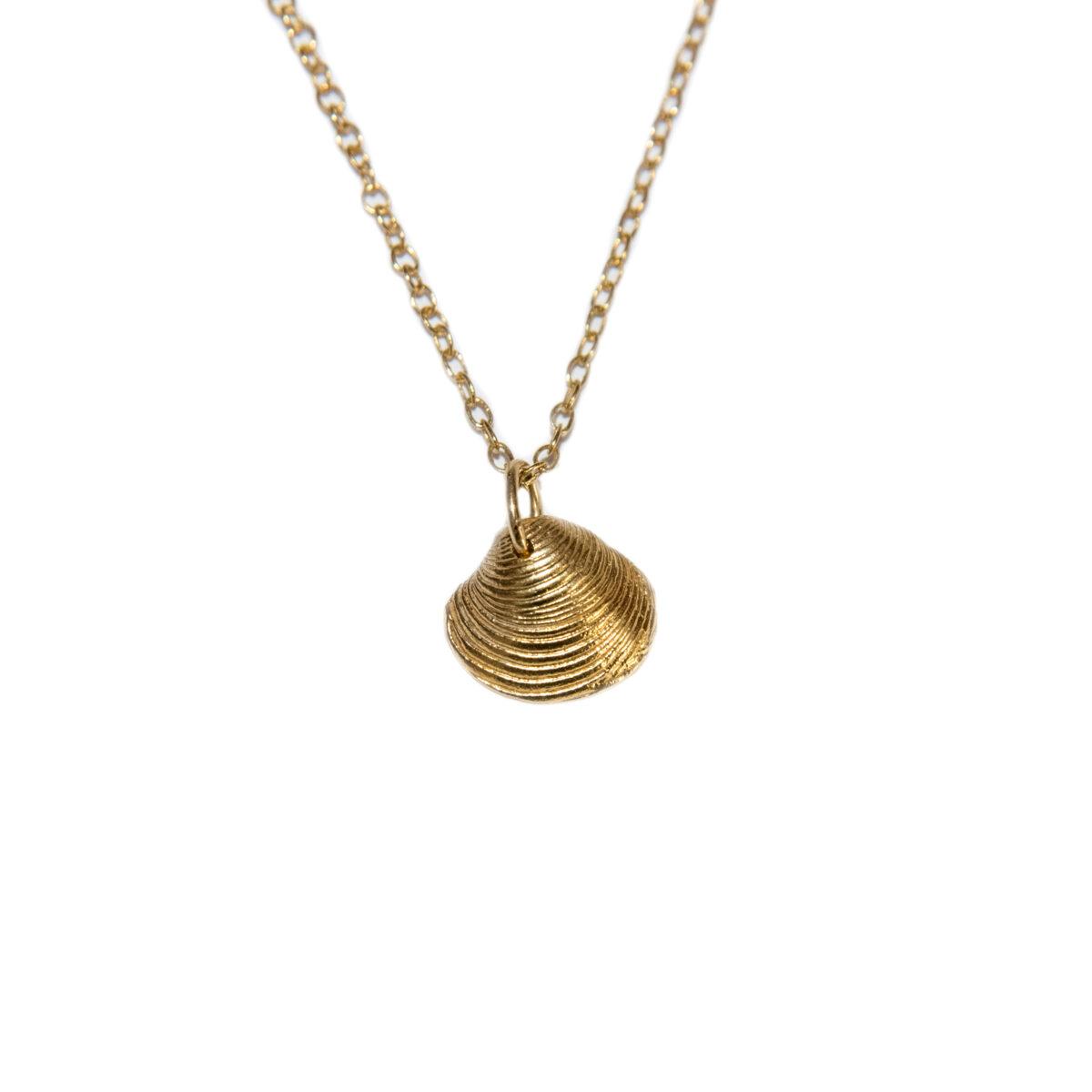 Ocean treasure II gold plated (clam)