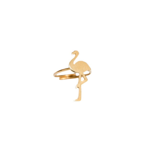 Flamingo II earrings