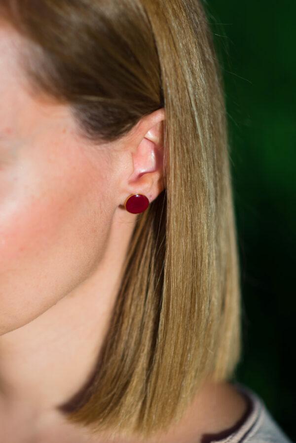 """""""Candy"""" earrings"""