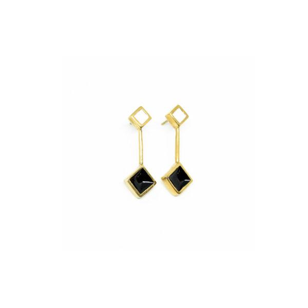 """""""Colors & Shapes"""" II earrings"""