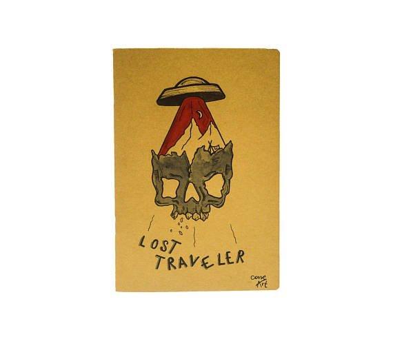 Lost Traveler