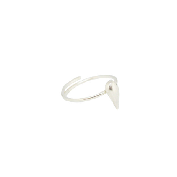 Water Drop ring II silver