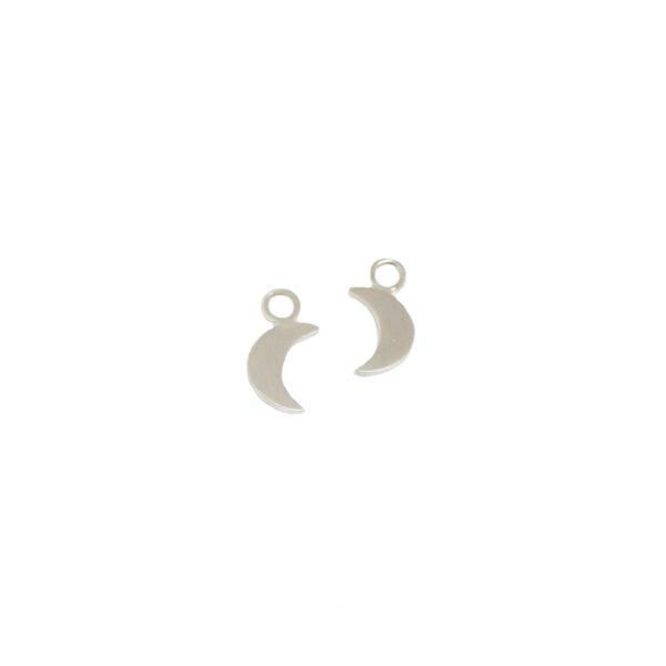 """La Luna"" Charms II gold plated"