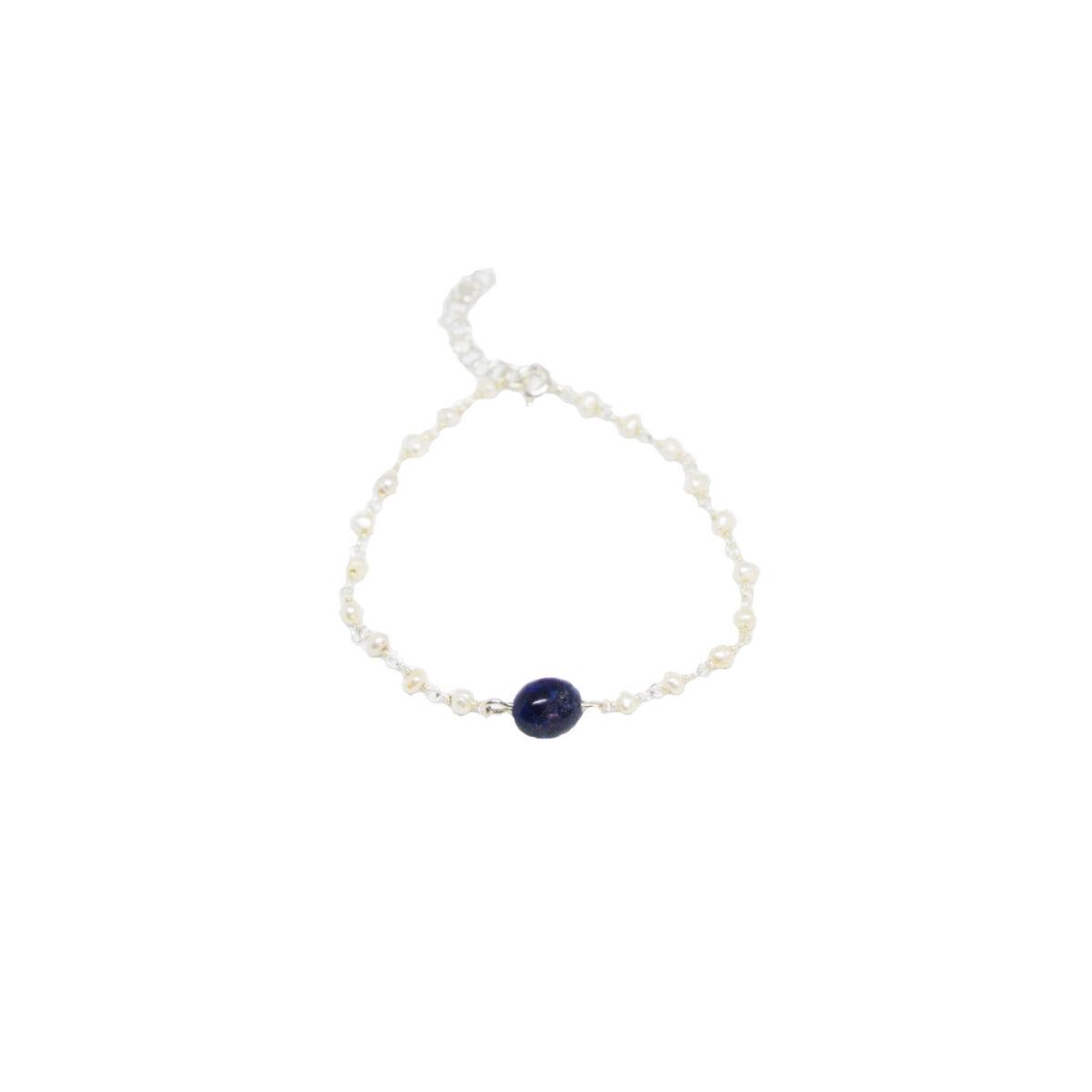 Alice bracelet II silver