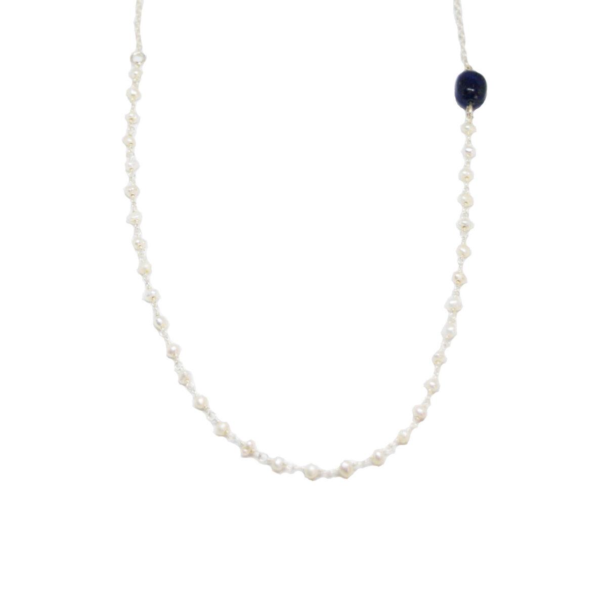 Alice necklace II silver