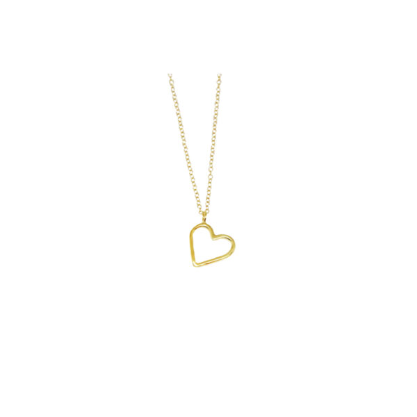Amore necklace II silver