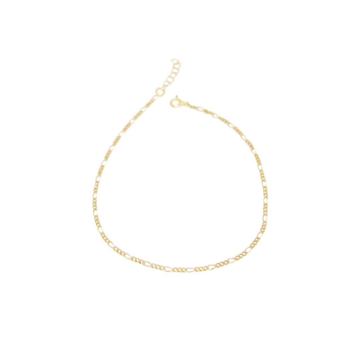 Scarlett bracelet / anklet II gold plated
