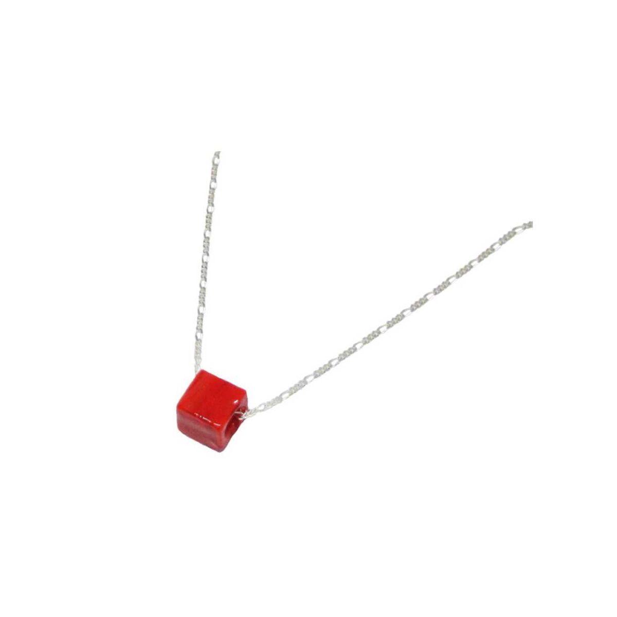 Joy necklace II silver