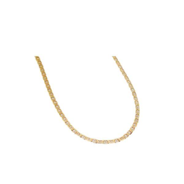 Theta necklace II silver