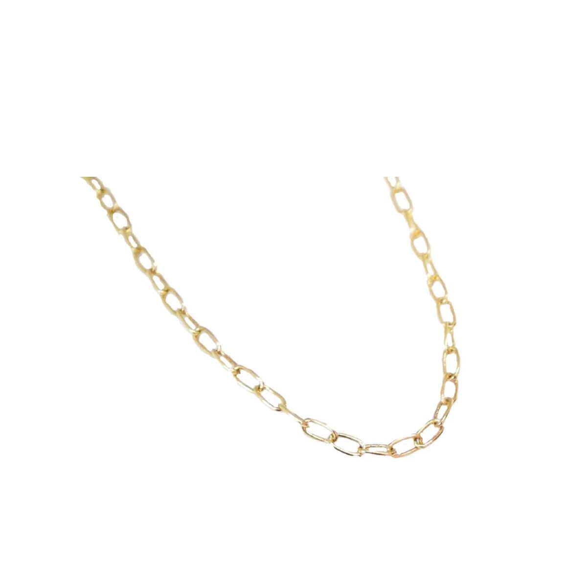 Elsa necklace II gold plated