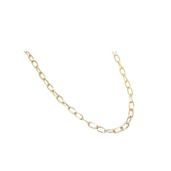 Elsa necklace II silver