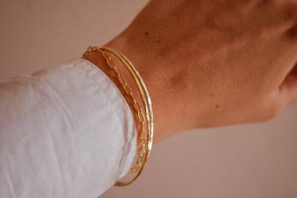 """""""Afi"""" bracelet  II silver"""