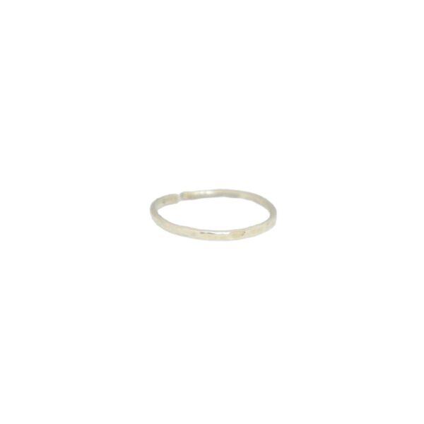 """""""Afi"""" ring  II silver"""