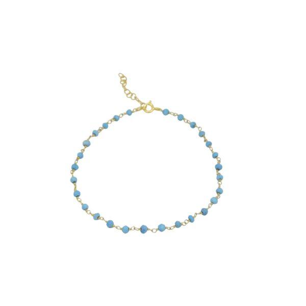 """Thalassa"" bracelet / anklet"