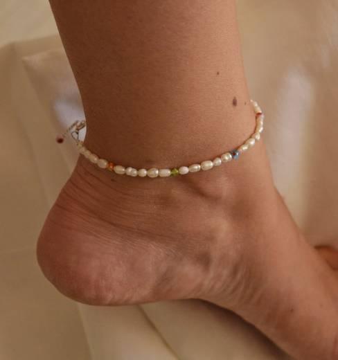 """""""Child again"""" bracelet / anklet"""