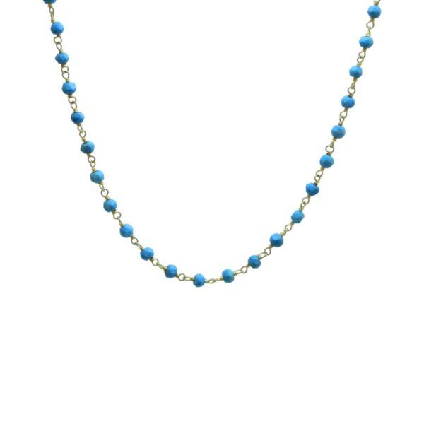 """Thalassa"" necklace"